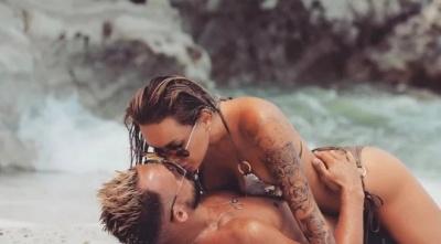 Захисник «Динамо» запропонував дружині збільшити груди – вона розповіла правду і показала відверті фото