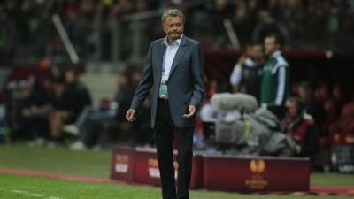 Бурбас назвал европейский топ-клуб, который приглашал Маркевича после финала Лиги Европы