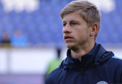 Федорчук забив перший гол за «Маріуполь»