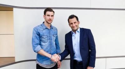 Конкурент Коноплянки Горецка підписав контракт із «Баварією»