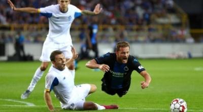 Ступар оцінив правомірність призначення пенальті у ворота «Динамо» в матчі з «Брюгге»