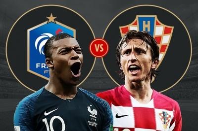 Франція - Хорватія. Відеопрогноз і ставка Олексія Андронова