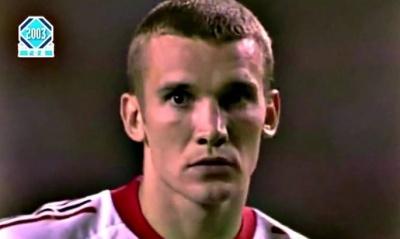 УЄФА опублікував мотивуюче відео з Андрієм Шевченком