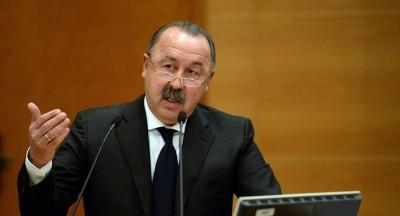 Газаєв: «Луческу буде захищати «Динамо»
