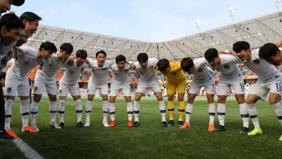 ЧС-2019 (U-20). Представляємо суперника: збірна Південної Кореї