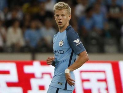 Зінченко знову поза заявкою «Манчестер Сіті»