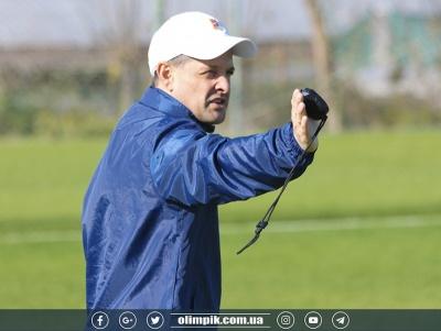 Роман Санжар: «Вважаю, що Шабанов зможе поборотися за місце в основному складі «Динамо»