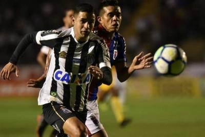 Дерліс Гонсалес продовжує асистувати в «Сантосі»