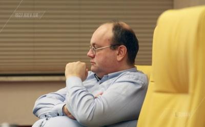Артем Франков розповів, хто може очолити «Динамо» після відставки Хацкевича