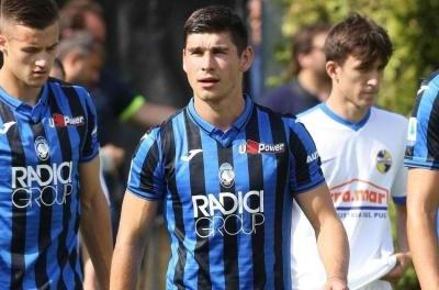 Маліновський – найкращий гравець жовтня в «Аталанті»