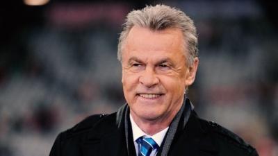 «Динамо» може очолити Хітцфельд?