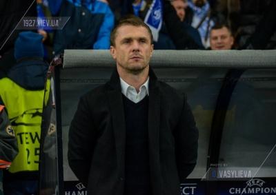 Сергій Ребров: «Гравці «Динамо» в «Аль-Ахлі»? Нічого не можна виключати»