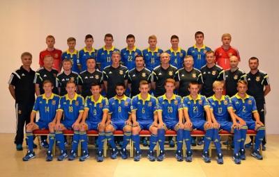 ЧЄ-2015 (U-19). Збірна України: повне досьє
