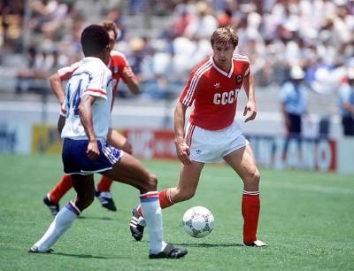 Динамівці та Кубок світу. Мексика – 1986