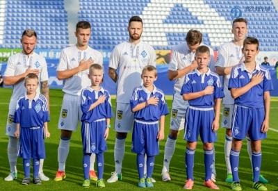«Динамо» — «Чорноморець»: фотозвіт