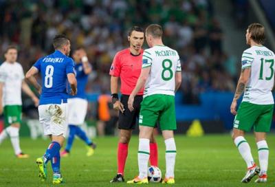 Італія несподівано програла збірній Ірландії