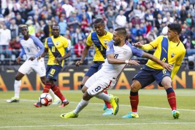 Копа Амеріка-2016. Збірна США - перший півфіналіст