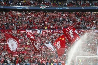УЄФА може покарати «Ліверпуль» за банер їхніх уболівальників із зображенням Орігі