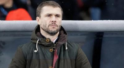 Сергій Ребров: «Ференцварош» заслужено лідирує в чемпіонаті»