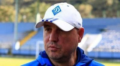 Тренер «Динамо» U-21 - про повернення Попова, гру Самбрано і травму Піварича