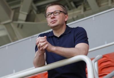 КДК ФФУ оштрафував Сергія Палкіна на 100 тисяч гривень
