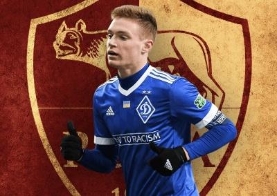 «Рома» – головний претендент на трансфер Циганкова за версією букмекерів
