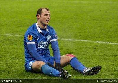 ФІФА ще не прийняла остаточного рішення щодо Зозулі