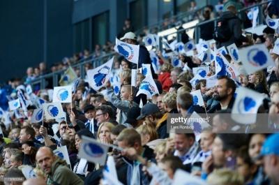У стані суперника: «Копенгаген» програв «Брондбю»