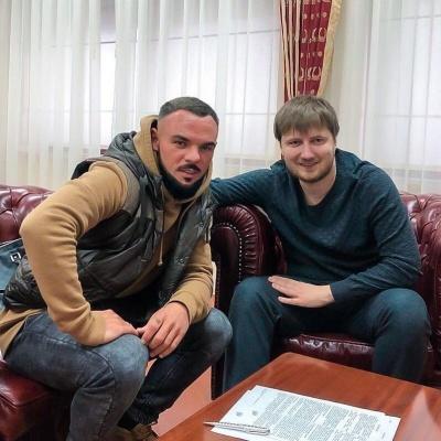 Вадим Шаблій: «Морозюка у «Різеспорі» чекає непросте завдання»