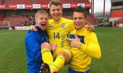 Ротань планує провести прощальний матч у збірній України