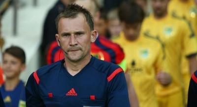Став відомий арбітр матчу «Верес» - «Динамо»