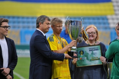 Павло Лук'янчук: «Вийшов хороший турнір в плані досвіду»