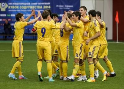 Молодіжна збірна України зустрінеться з Росією у фіналі Кубка Співдружності