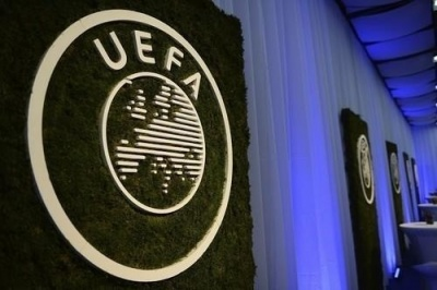 УЕФА не накажет «Олимпиакос» за российский флаг на матче с «Динамо»