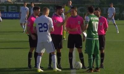 Вербич, Шабанов та Ротань провели перший матч за «Динамо»
