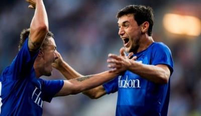 Яремчук забив 30 голів у 90 матчах за «Гент»