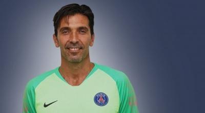 Буффон офіційно став гравцем ПСЖ