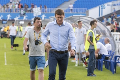 Офіційно. Сачко залишив посаду головного тренера «Ворскли»