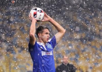 Олександр Тимчик - про свій дебютний матч за основну команду київського «Динамо»
