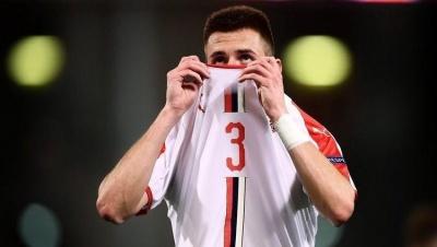 «Тумба, укрепи оборону!». Сербская пресса критикует линию защиты своей сборной