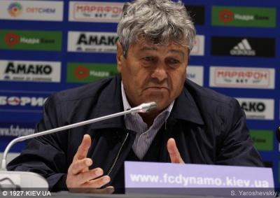 Мірча Луческу: «Через формат чемпіонату ми не можемо підписувати топ-футболістів»