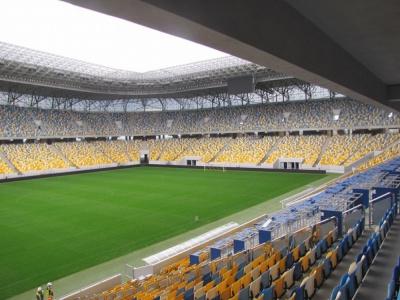 «Олімпік» підписав договір про проведення матчів у Львові