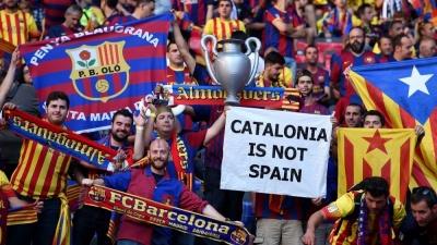 До всезагального страйку в Каталонії приєдналися «Барселона», «Жирона» та «Еспаньйол»