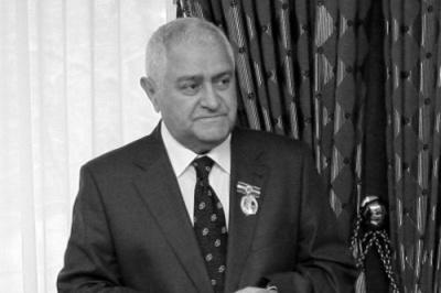 Пішов із життя Юрій Дьяченко