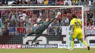 Лунин – не Альфонс, он будет убиваться за место в воротах «Реала»