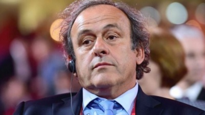 Екс-президент УЄФА Платіні заарештований у Франції