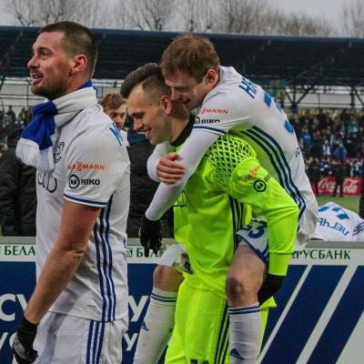 Милевский во втором матче подряд помогает ассистом добыть победу «Динамо» Брест