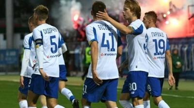 Блогер: «Динамо» продолжает даже в таких матчах ускорять розыгрыш мяча и ошибаться в простом»