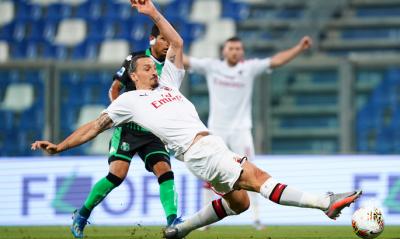 Появились фото домашней формы «Милана» на сезон-2020/2021