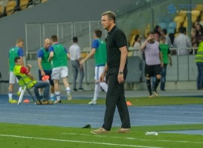 Топ-5 пам'ятних матчів Олександра Хацкевича в ролі головного тренера